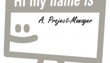 giving project managers a bad name